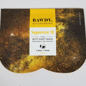BAWDY BEAUTY Butt Sheet Mask